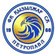 Logo of FC Kyzylzhar